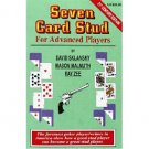 Seven-Card Stud for Advanced Players by David Sklansky, et. al. - Paperback