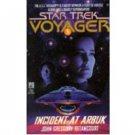Incident at Arbuk (Star Trek Voyager, 5) by John Gregory Betancourt - Paperback