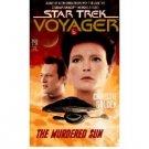 The Murdered Sun (Star Trek Voyager, Book 6) by Christie Golden - Paperback