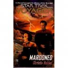 Marooned (Star Trek Voyager, Book 14) by Christie Golden - Paperback