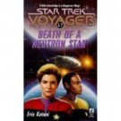 Death of a Neutron Star (Star Trek Voyager, Book 17) by Eric Kotani - Paperback