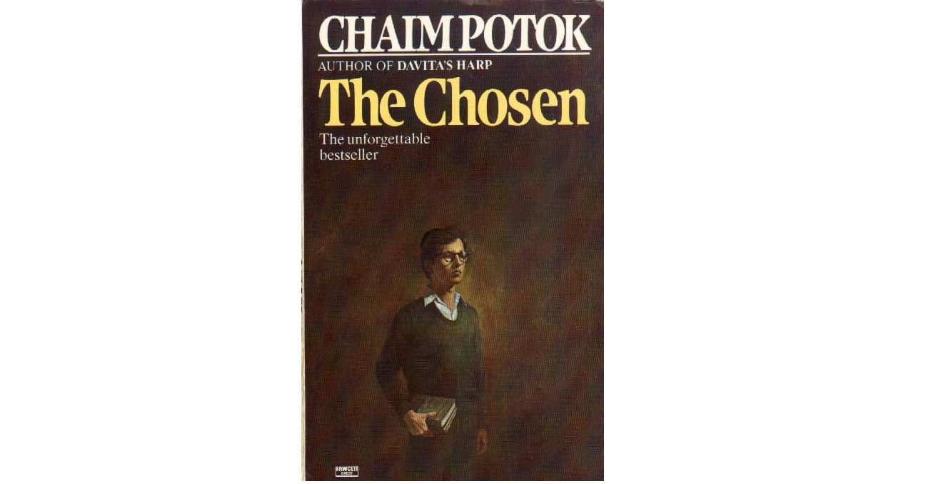 a plot summary of the chosen by chaim potok The story explores the ways in which duty to one's god and one's father  and  directed by aaron posner, based on the novel by chaim potok.