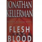 Flesh and Blood : An Alex Delaware Novel by Jonathan Kellerman - Hardcover