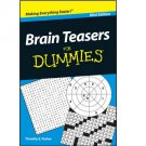 Brain Teasers for Dummies - Pencil Puzzles Collection - Sudoku and More