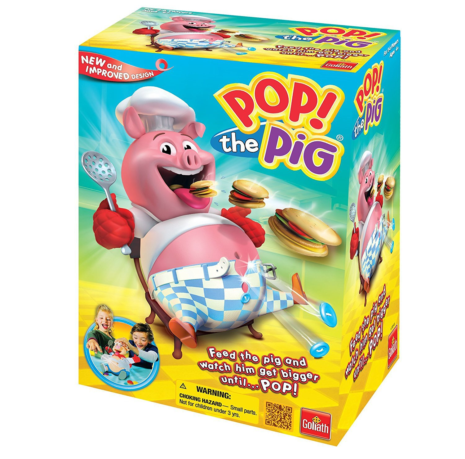Pop the Pig Game - from Goliath Games (Great for Spastic Children!)