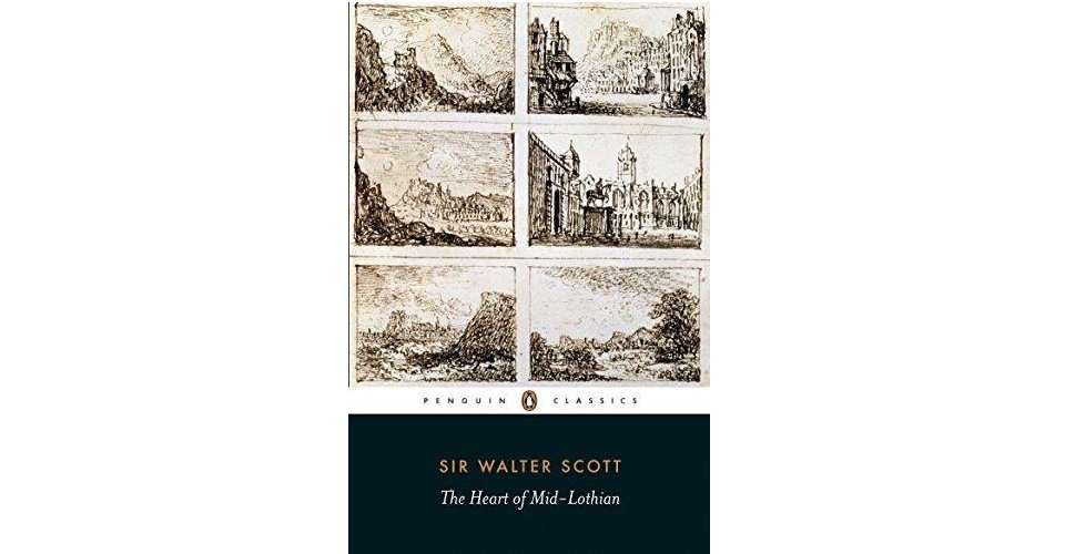 The Heart of Midlothian by Sir Walter Scott - Paperback Penguin Classics