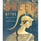 Greek Myths by Ann Turnbull - Hardcover Illustrated
