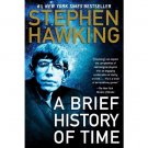 A Brief History of Time by Stephen Hawking - Paperback Unabridged Edition