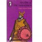 Myths of the Norsemen by Roger Lancelyn Green - VINTAGE Paperback 1982