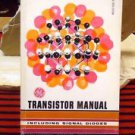 GE Transistor Manual Sixth Edition - Paperback 1962 Edition USED