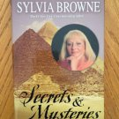 Secrets & Mysteries of the World by Sylvia Browne - Hardcover