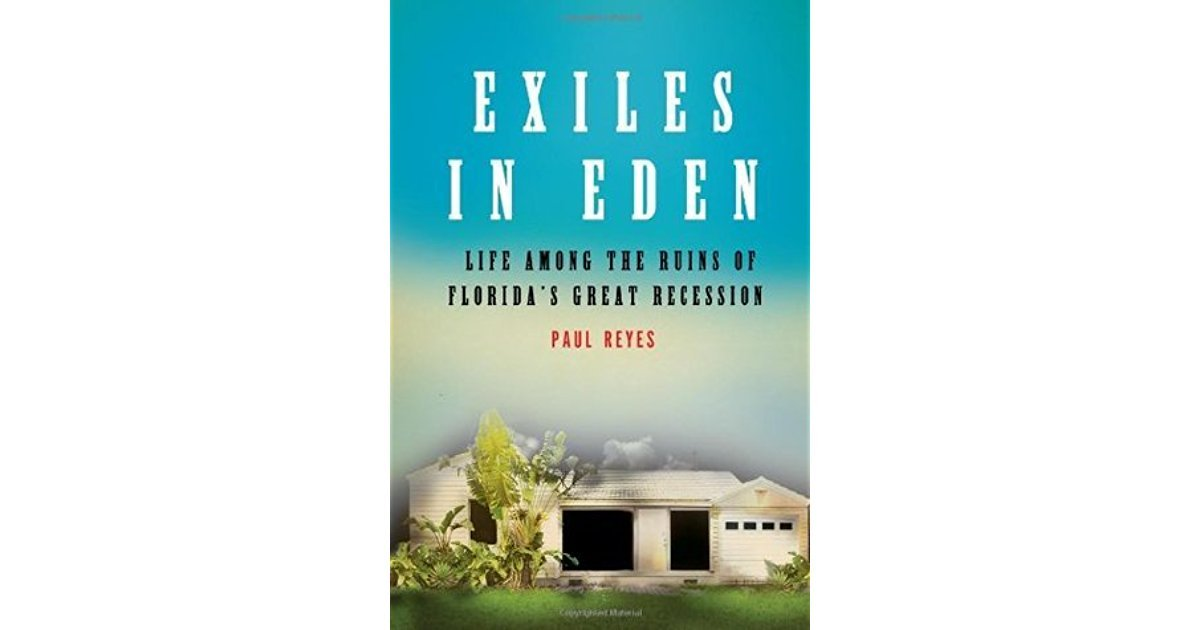 Exiles in Eden by Paul Reyes - Hardcover Nonfiction