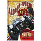 Around the World in 100 Days by Gary Blackwood - Hardcover