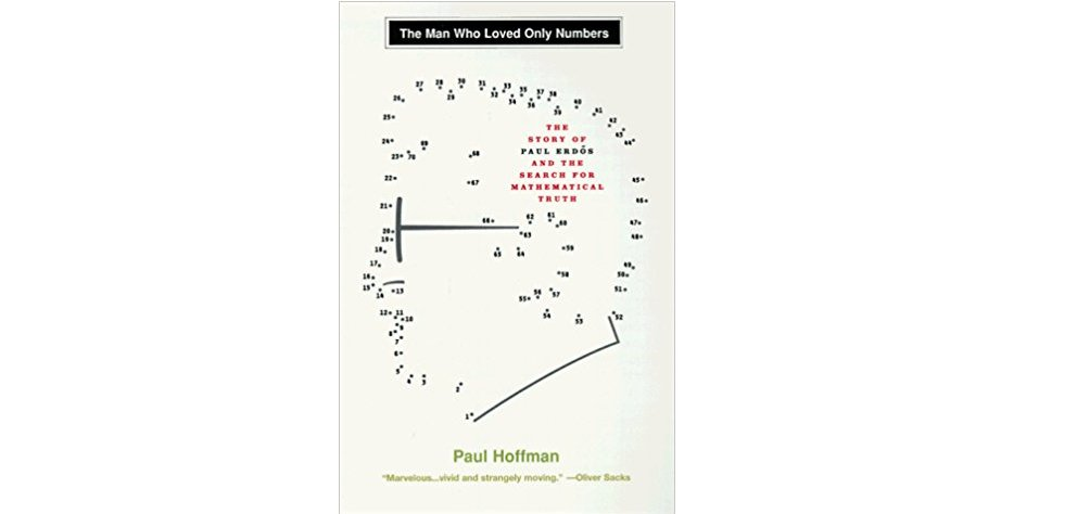 The Man Who Loved Only Numbers by Paul Hoffman - Paperback