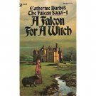 A Falcon for a Witch by Catherine Darby - Paperback 1975 VINTAGE Romance
