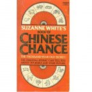 Suzanne White's Book of Chinese Chance - Mass Market Paperback VINTAGE 1976