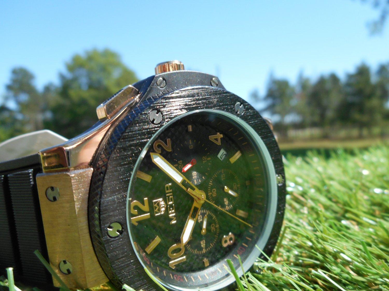 Megir 3002g Military Chronograph