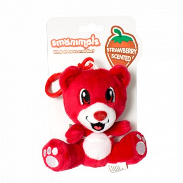 Scentco Smanimals Backpack Buddies: Strawberry