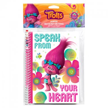 DreamWorks Trolls � Poppy: Sketch Pad
