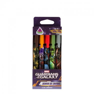 Marvel�s Guardians of the Galaxy: Gel Crayons 5-Pack