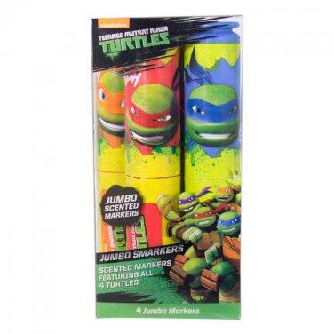 TMNT: Jumbo Smarkers® 4-Pack