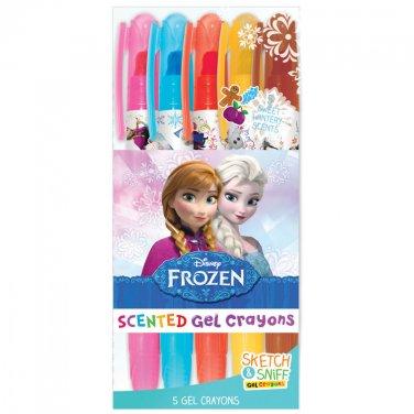 Scentco Disney Frozen: Gel Crayon 5-Pack