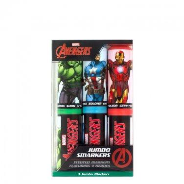 Marvel Avengers: Jumbo Smarkers® 3-Pack