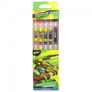 Teenage Mutant Ninja Turtles: Smencils 5-Pack