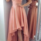 CHASING FOREVER DRESS IN BLUSH Prom Dresses,Back Up Lace Pink Prom Dress#SKU:000412