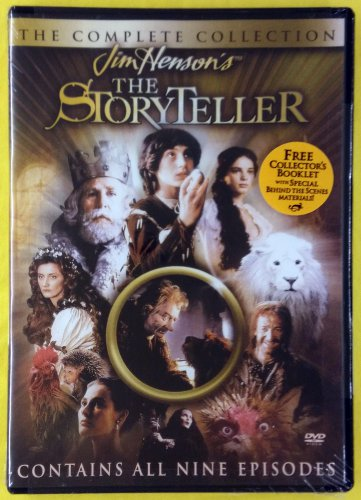 Jim Henson's The Storyteller - The Complete Collection (R1/NTSC) Brand New