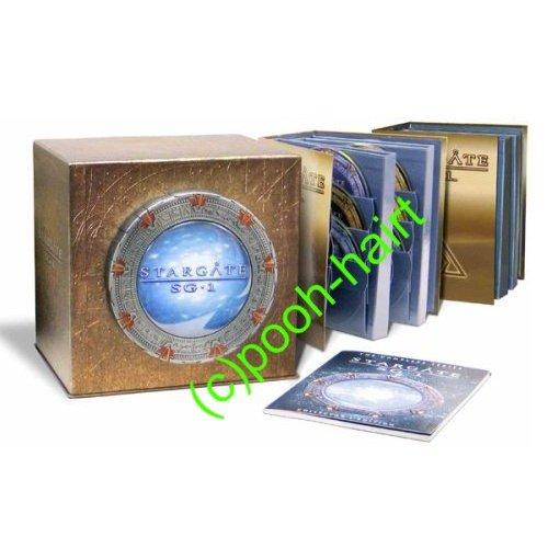 Stargate SG-1 SG1 The Complete Series 027616092472 DVD Set