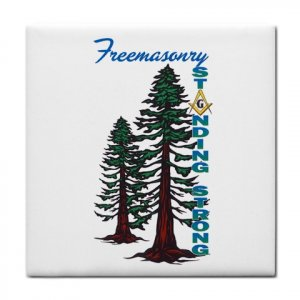 2008 Grand Family Tile Coaster