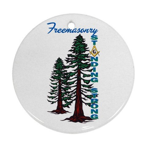 2008 Grand Family Ornament (Round)
