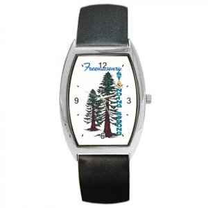 2008 Grand Family Barrel Style Metal Watch
