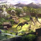 """Ark Survival Evolved Game  18""""x28"""" (45cm/70cm) Poster"""