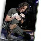 "Chris Cornell  12""x16"" (30cm/40cm) Canvas Print"