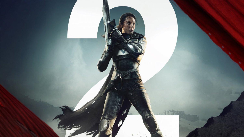 "Destiny 2 Game  13""x19"" (32cm/49cm) Poster"