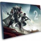 """Destiny 2 Game 8""""x12"""" (20cm/30cm) Canvas Print"""