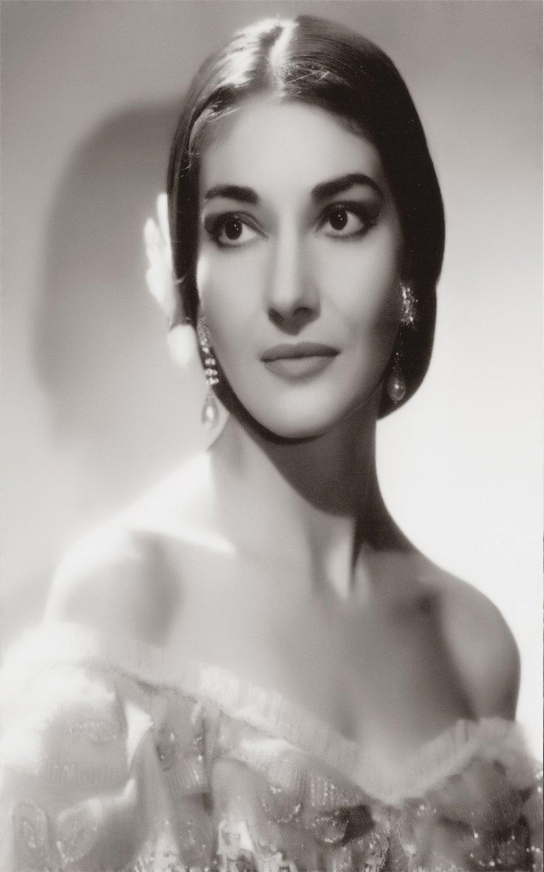 """Maria Callas  18""""x28"""" (45cm/70cm) Poster"""