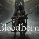 "Bloodborne The Old Hunters Game 13""x19"" (32cm/49cm) Poster"
