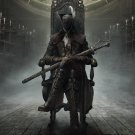 """Bloodborne The Old Hunters Game 18""""x28"""" (45cm/70cm) Poster"""