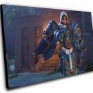 "Overwatch Anniversary Bedouin Pharah Game 8""x12"" (20cm/30cm) Canvas Print"
