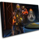"Overwatch Anniversary Cyborg Soldier 76 Game  12""x16"" (30cm/40cm) Canvas Print"