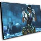 "Overwatch Anniversary Jazzy Lucio Game  12""x16"" (30cm/40cm) Canvas Print"