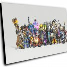 "Overwatch Anniversary Game  12""x16"" (30cm/40cm) Canvas Print"