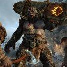 "God of War 2017 Game 13""x19"" (32cm/49cm) Poster"