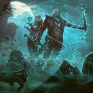 "Diablo 3 Reaper of Souls Necromancer Game 18""x28"" (45cm/70cm) Poster"
