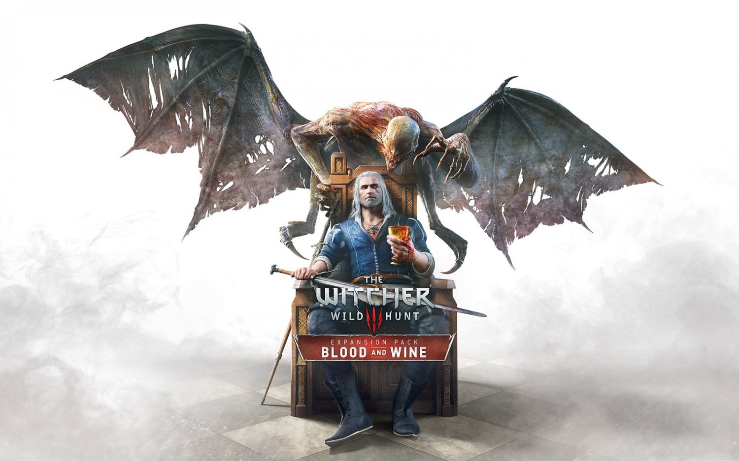 """The Witcher 3 Wild Hunt Blood and Wine Game 13""""x19"""" (32cm/49cm) Poster"""