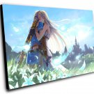 "The Legend of Zelda Breath of the Wild  12""x16"" (30cm/40cm) Canvas Print"