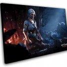 "The Witcher 3 Wild Hunt Game 8""x12"" (20cm/30cm) Canvas Print"